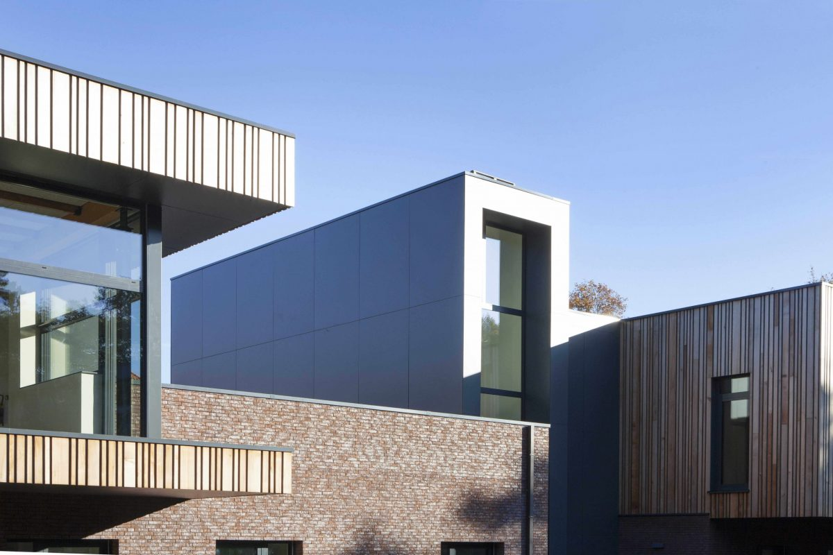 KIDS Hasselt a-tract architecture