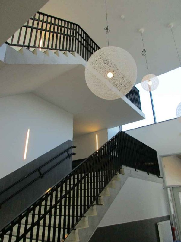 Boseind Neerpelt a-tract architecture