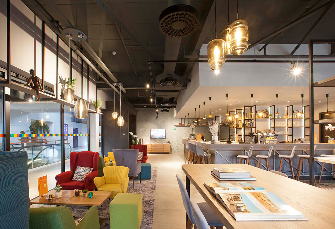 Radisson Park Inn Hasselt a-tract architecture