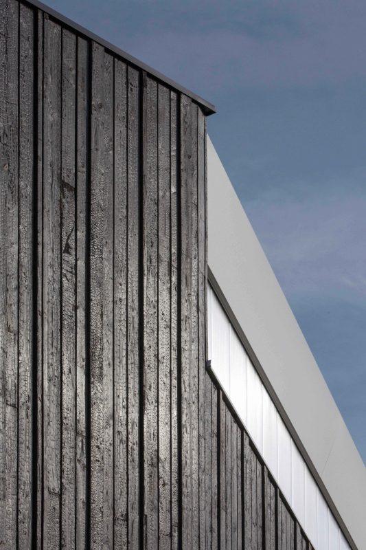 LAB2FAB TIKB Houthalen-Helchteren a-tract architecture